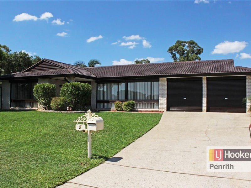 2 Bannister Way, Werrington County, NSW 2747