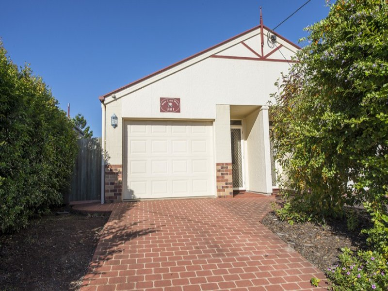 1/14a Hume Street, North Toowoomba, Qld 4350
