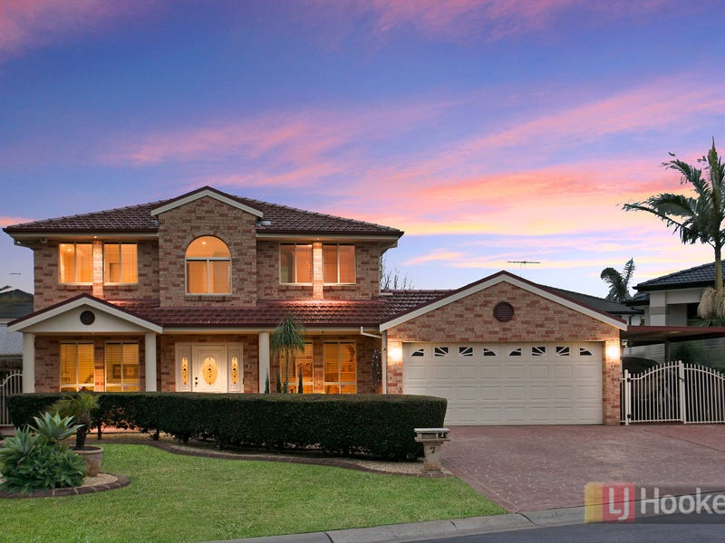 7 Mooranyah Circuit, Woodcroft, NSW 2767