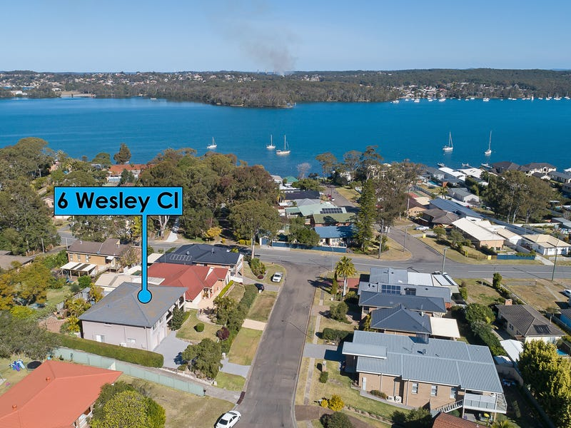 6 Wesley Close, Kilaben Bay, NSW 2283