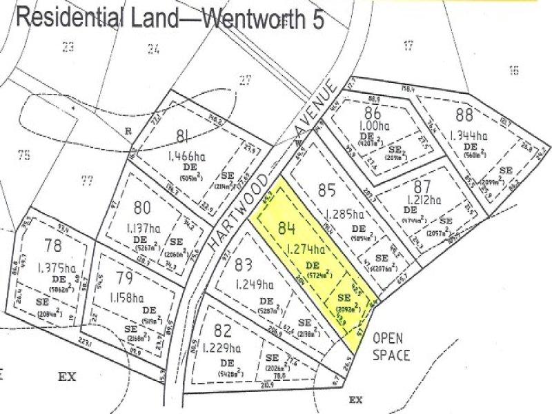 Lot 84 Hartwood Avenue, Bathurst, NSW 2795