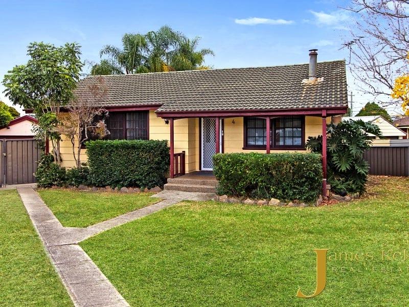 4 Hertz Pl, Emerton, NSW 2770