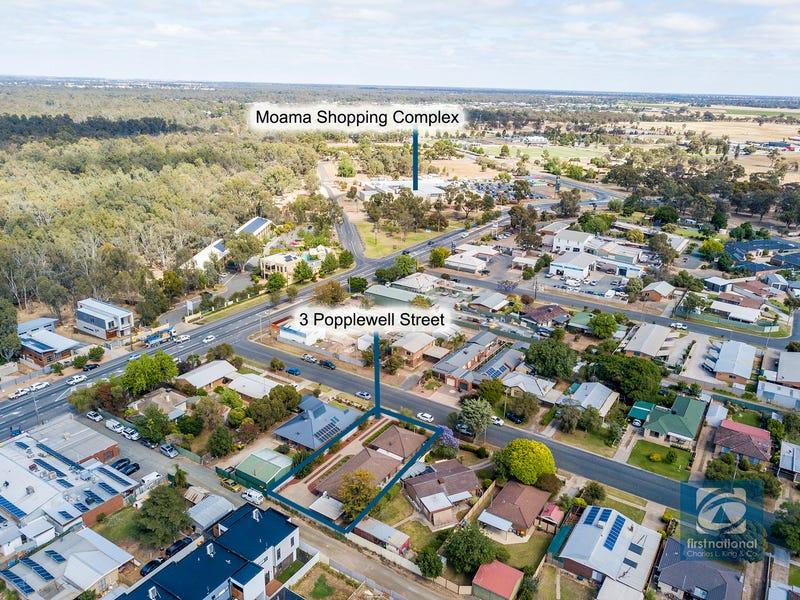 1, 2 & 3/3 Popplewell Street, Moama, NSW 2731