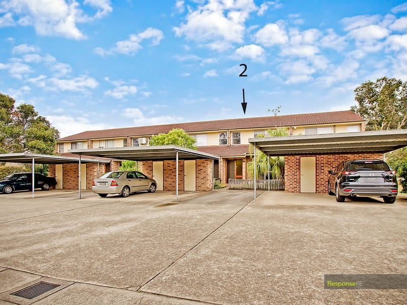 2/14 Reef Street, Quakers Hill, NSW 2763