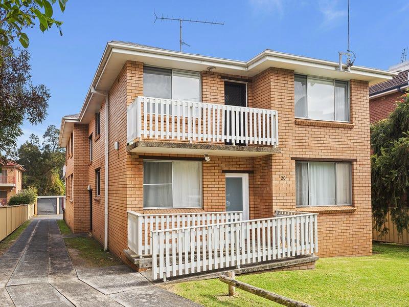 6/20 Virginia Street, North Wollongong, NSW 2500