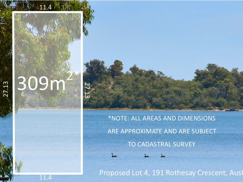 Proposed Lot 4/191 Rothesay Crescent, Australind