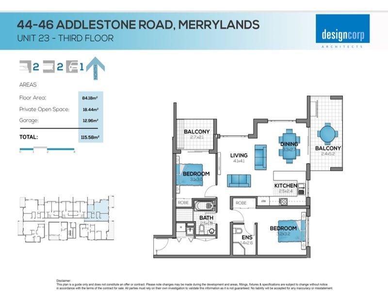 1-24/44-46 Addlestone Road, Merrylands, NSW 2160