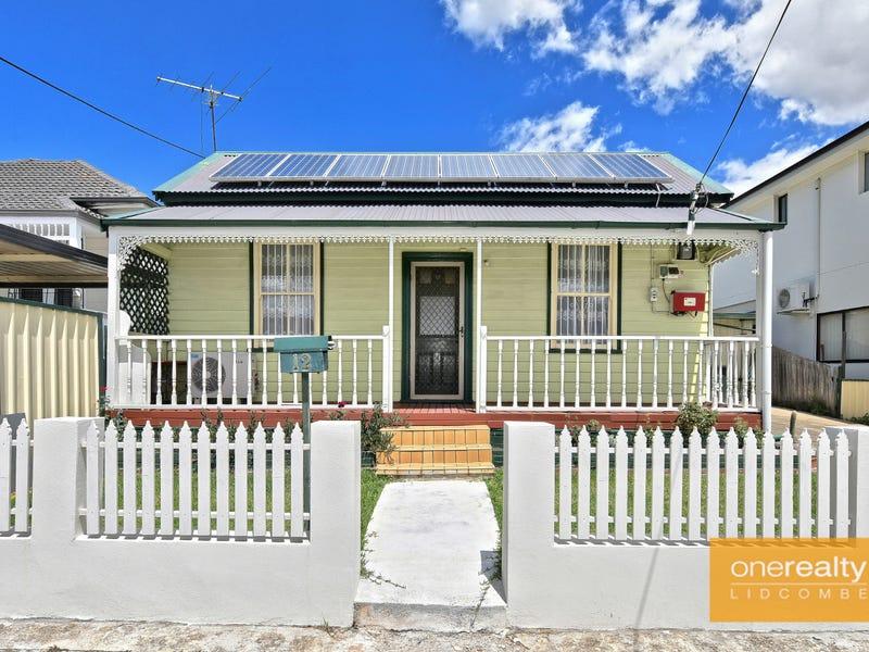 12 Eglington St, Lidcombe, NSW 2141