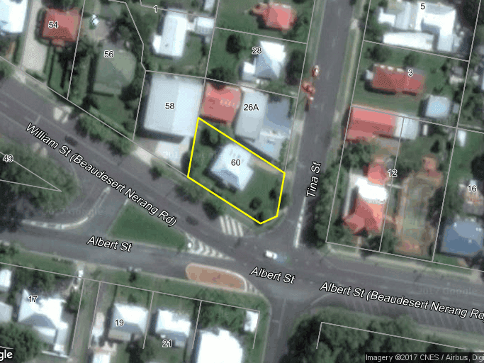 60 William Street, Beaudesert
