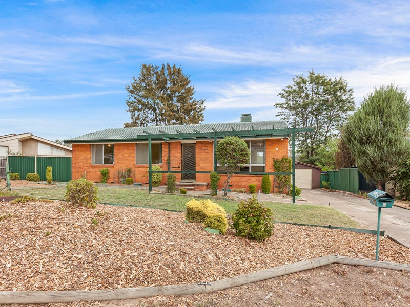 3 Maranboy Street, Fisher, ACT 2611