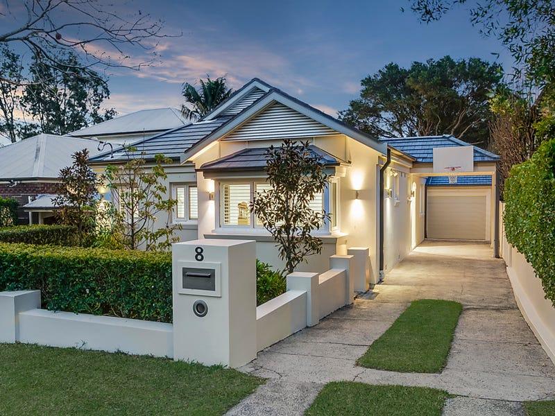 8 Brighton Street, Balgowlah, NSW 2093