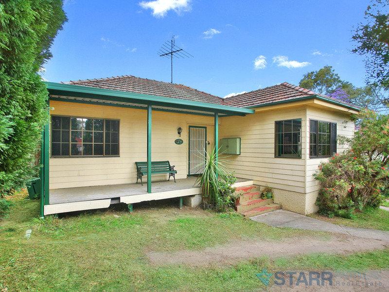 169 Burnett Street, Mays Hill, NSW 2145