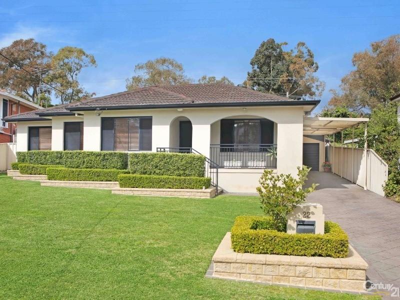 22 Birch Place, Kirrawee, NSW 2232