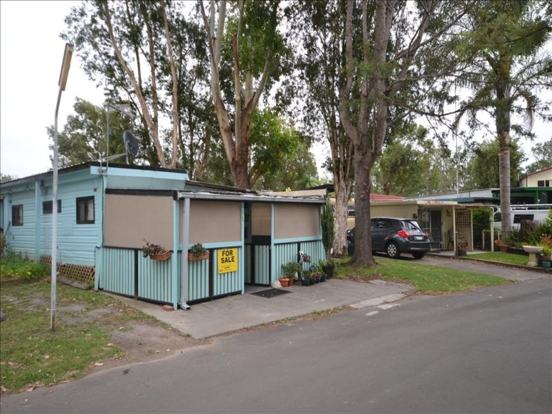 41 Shoalhaven Caravan Park Village, Terara, NSW 2540