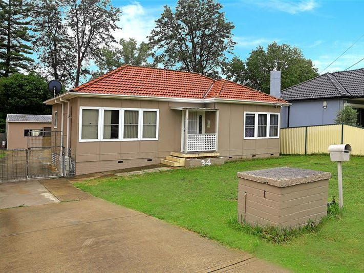 34 Clack Road, Chester Hill, NSW 2162