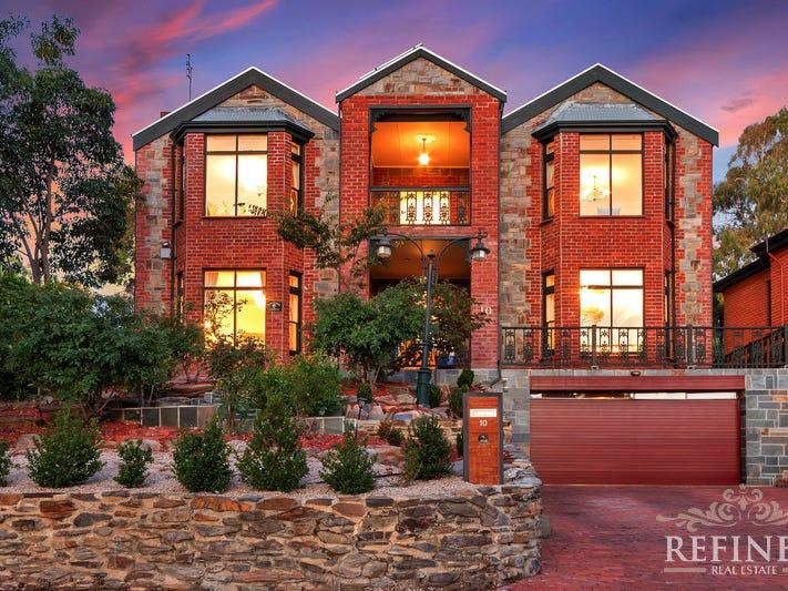 10 Myrtlebank Terrace, Stonyfell, SA 5066