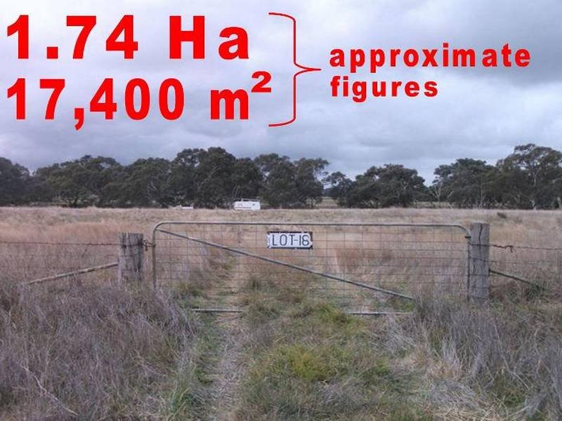 Lot 18 Mortlake- Ararat Road, Maroona, Vic 3377