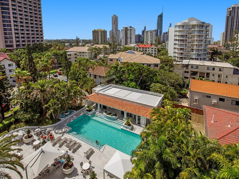 708/9-21 Beach Parade, Surfers Paradise, Qld 4217