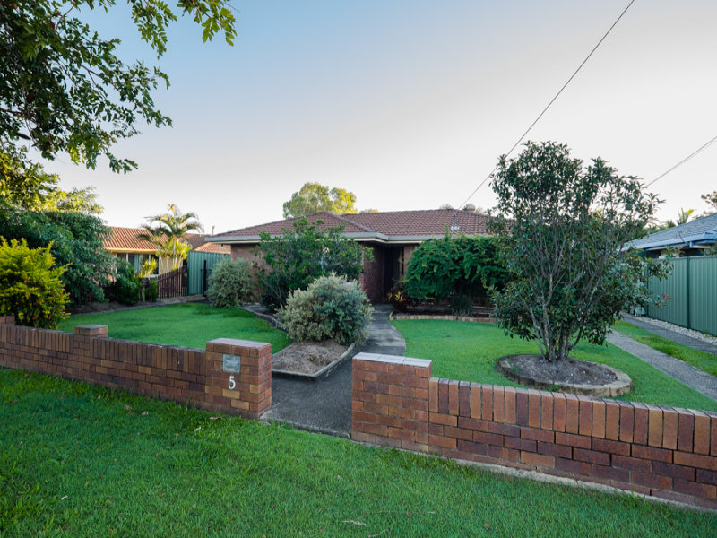 5 Willow Street, Kippa-Ring, Qld 4021