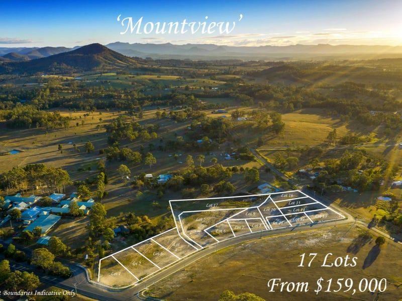 Lots 1-17 Mountview Avenue, Wingham, NSW 2429
