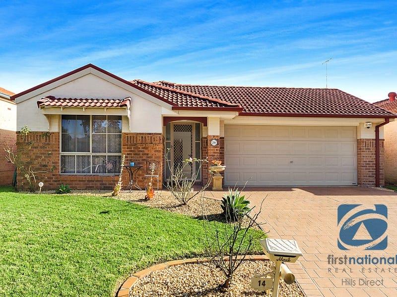 14 Winslow Avenue, Stanhope Gardens, NSW 2768