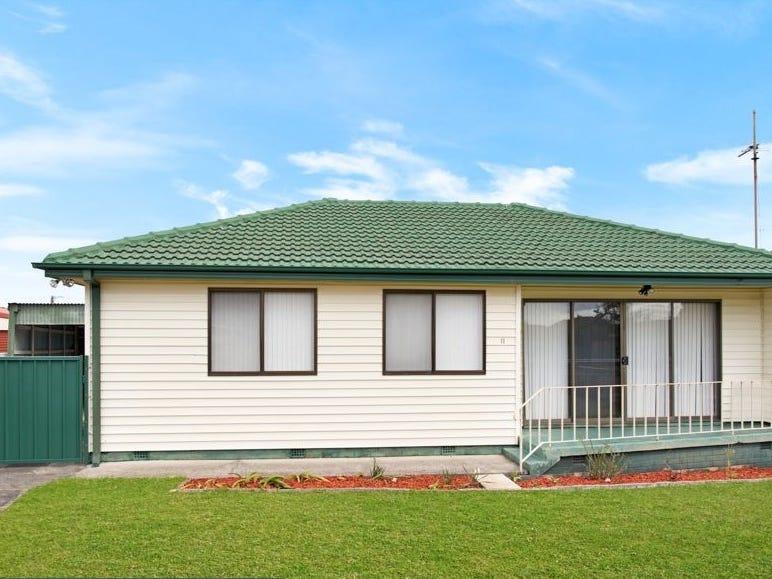 11 ELOUERA STREET, Lake Illawarra, NSW 2528