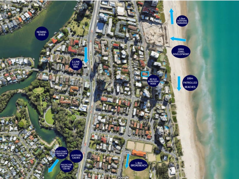 9 65 Aranda Surfside Old Burleigh Road Surfers Paradise Qld 4217 Property Details