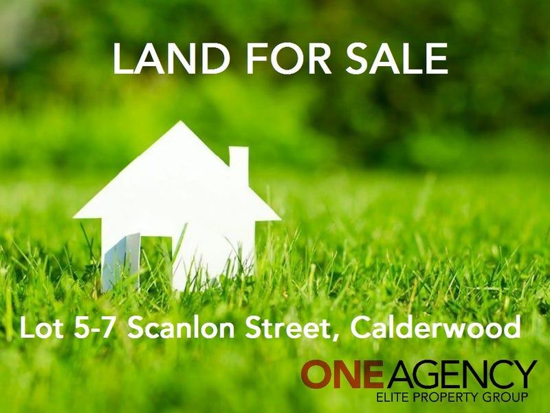 5 - 7 Scanlon Street, Calderwood, NSW 2527