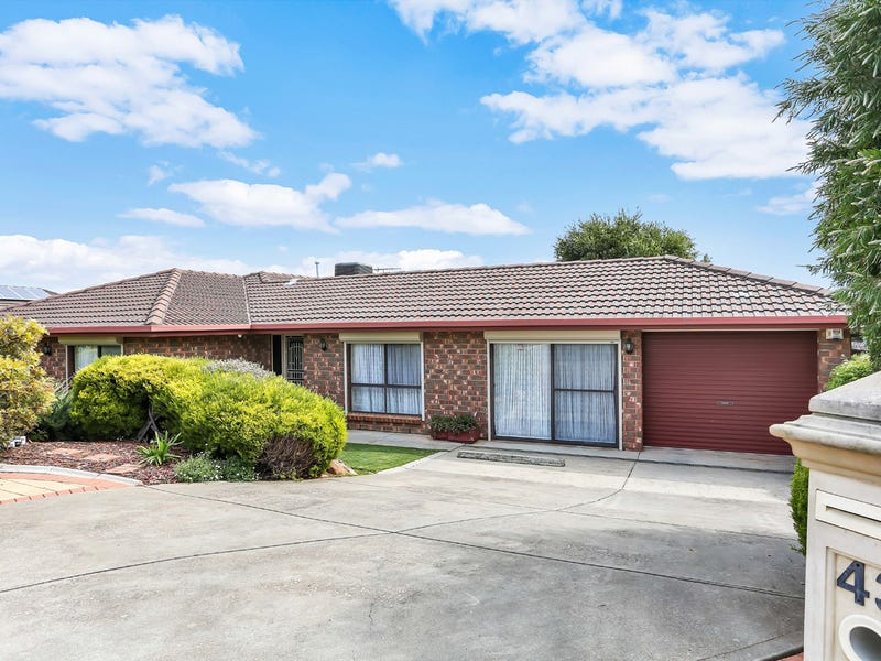 43 Tea Tree Drive, Craigmore, SA 5114