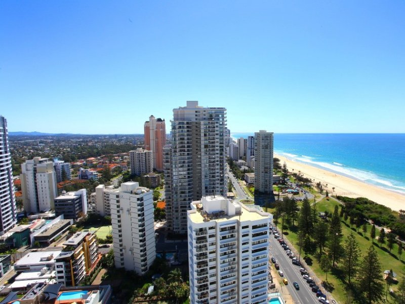 2001/159 'Air on Broadbeach' Old Burleigh Road, Broadbeach, Qld 4218