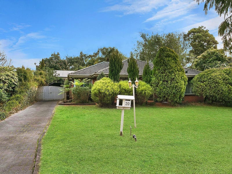 20 Bungalook Road East, Bayswater North, Vic 3153