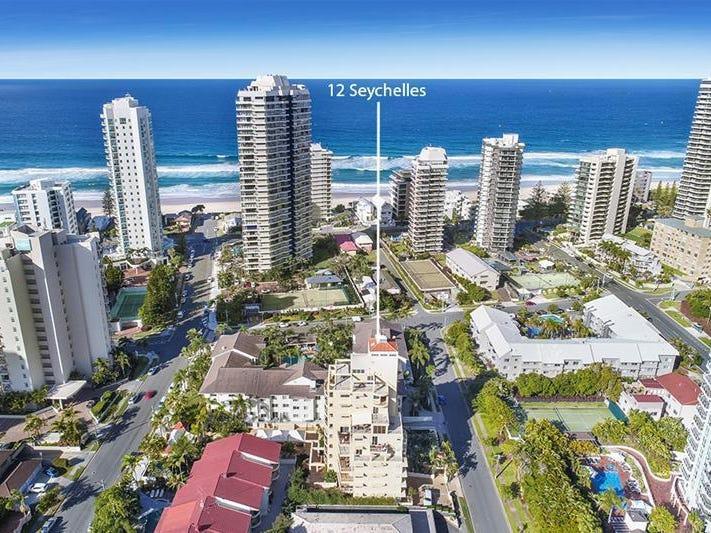 'SEYCHELLES' 5 Cronin Avenue, Main Beach, Qld 4217