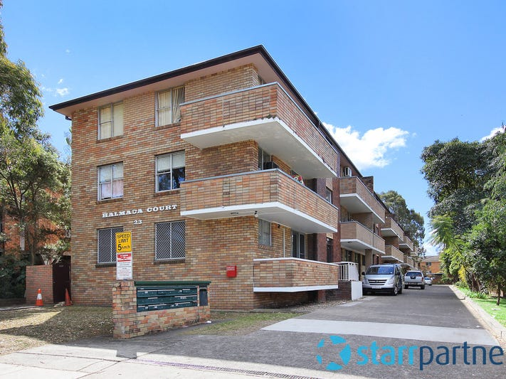 9/23 St Ann Street, Merrylands, NSW 2160