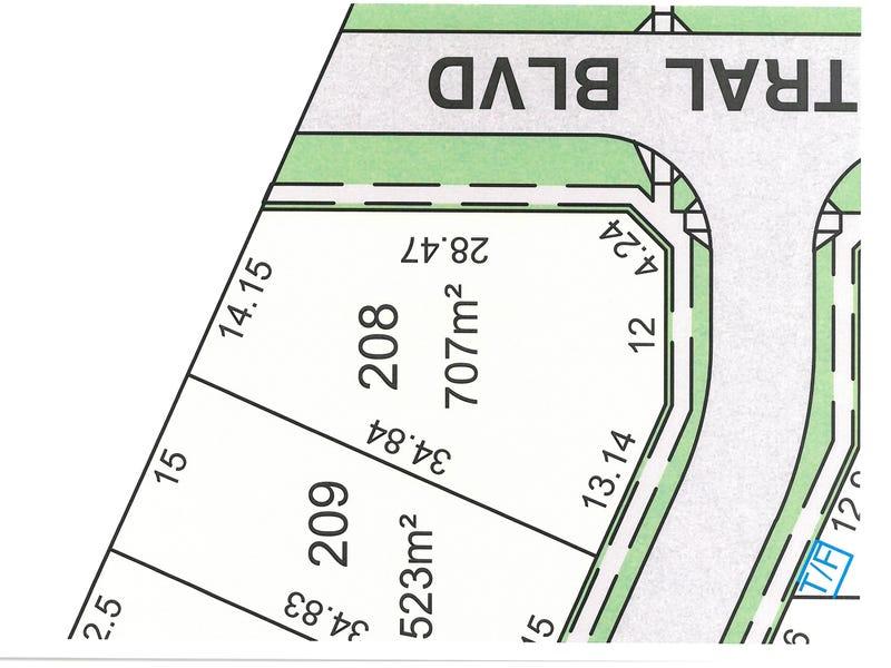 Lot 208, Kernel Road, Munno Para West, SA 5115