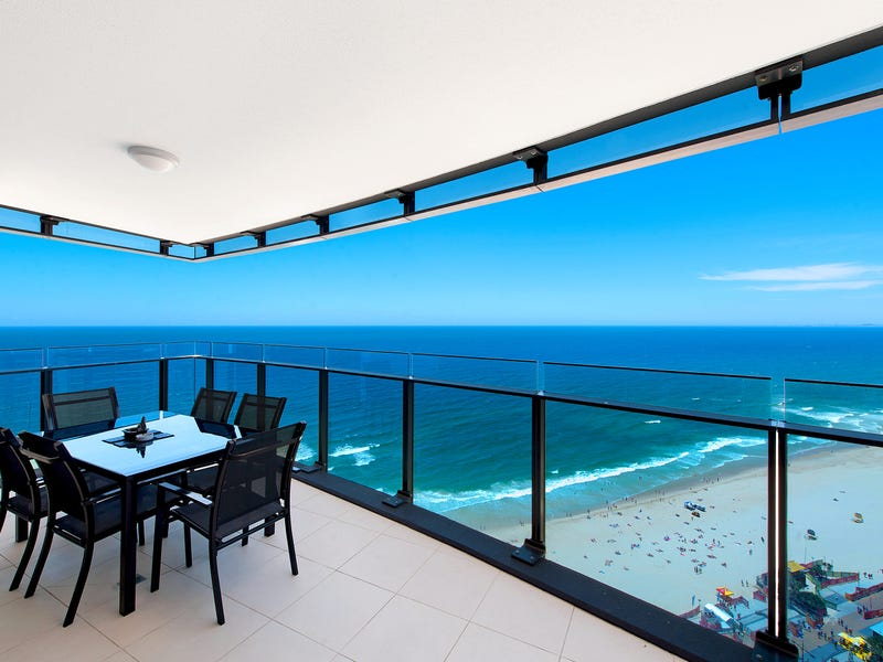 1802/4-14 The Esplanade, Surfers Paradise, Qld 4217