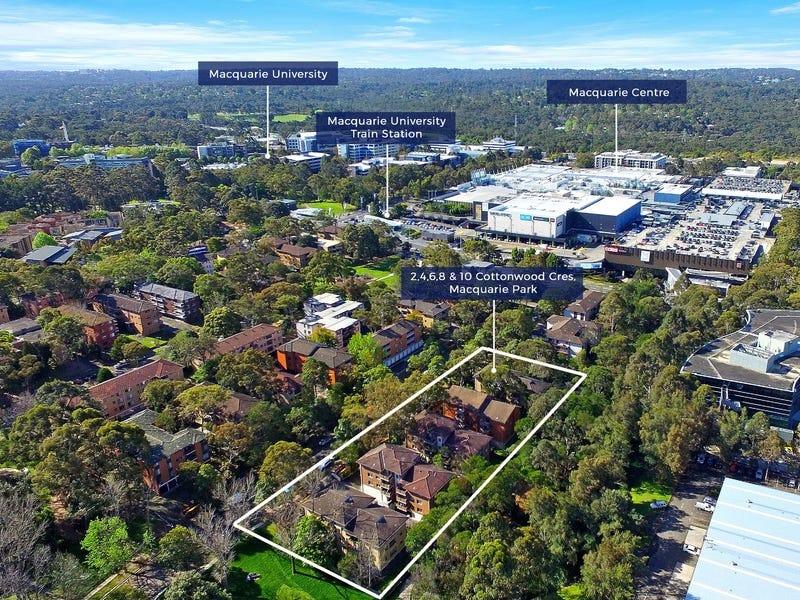 2-10 Cottonwood Crescent, Macquarie Park, NSW 2113