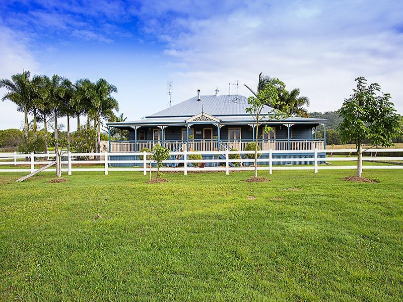 230 Daly Creek Road, Woodbury, Qld 4703