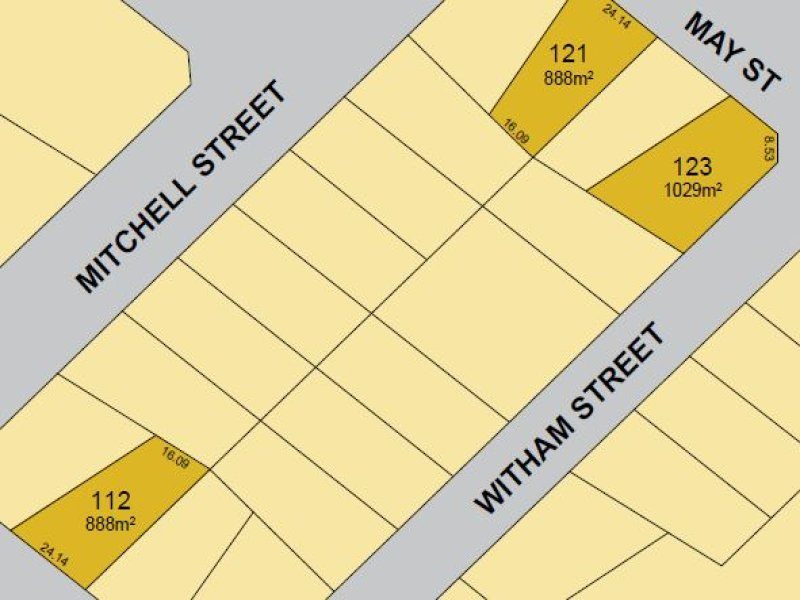 Lot 112, 3 Witham Street, Newdegate