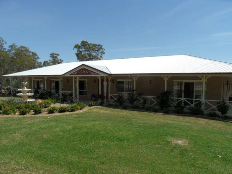 1114 Rabbit Fence Road, Stanthorpe, Qld 4380
