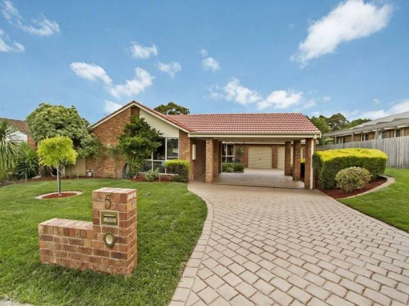 5 Bruce Court, Sunbury, Vic 3429