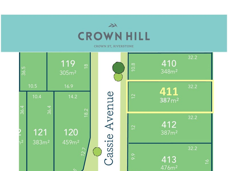 Lot 411, Cassie Avenue, Riverstone, NSW 2765
