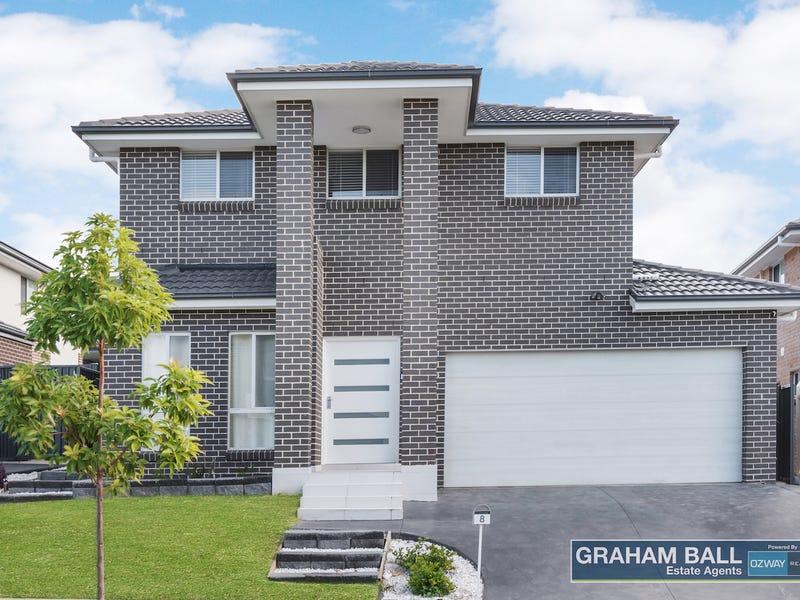 8 Murrumbidgee Street, Gregory Hills, NSW 2557