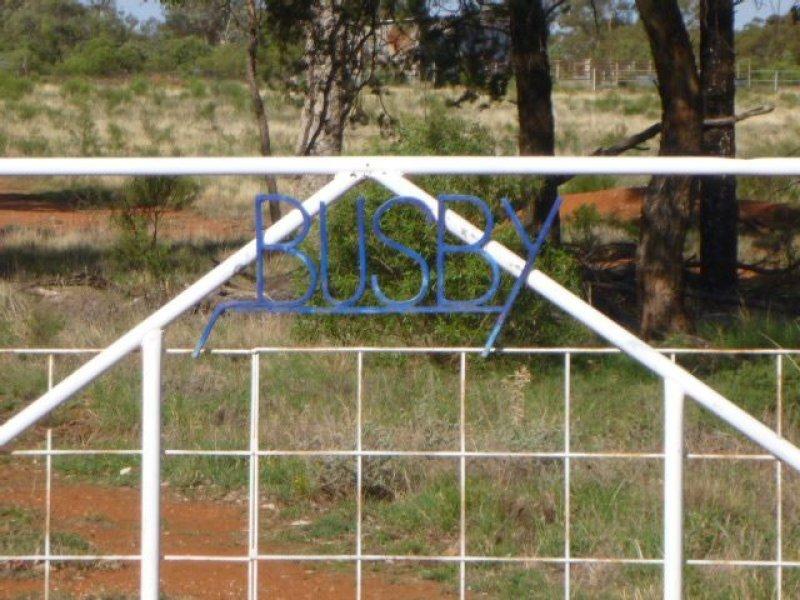 """"""" Busby"""", Hermidale, NSW 2831"""