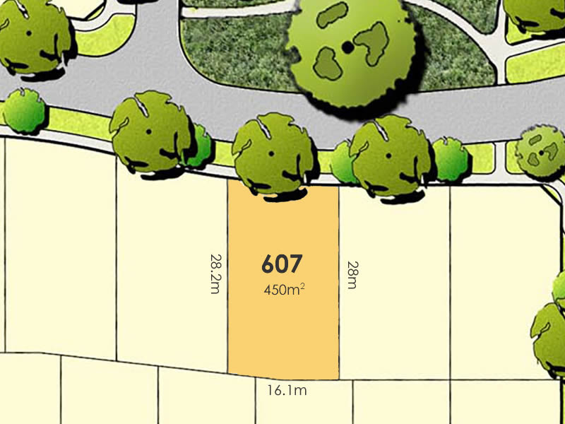 Lot 607, Bronzewing Drive, Seagrove, Cowes, Vic 3922