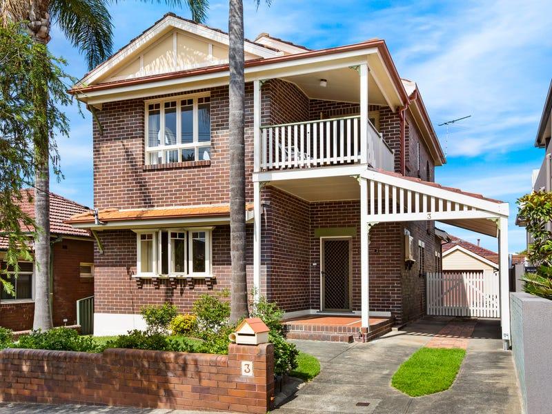 3 Duchess Avenue, Rodd Point, NSW 2046