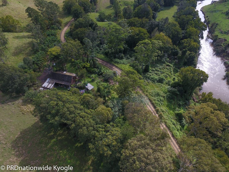 1337 Wiangaree Back Road, Kyogle, NSW 2474