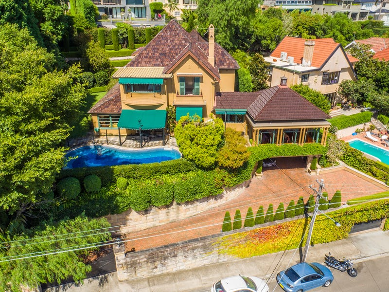25 - 27 Fairfax Road, Bellevue Hill, NSW 2023