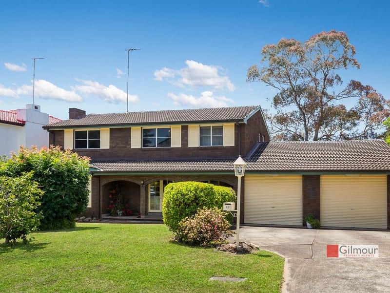 13 Nottingham Avenue, Castle Hill, NSW 2154