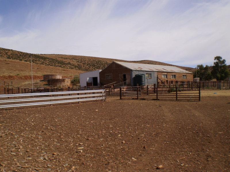Muttabee Lease, Orroroo, SA 5431