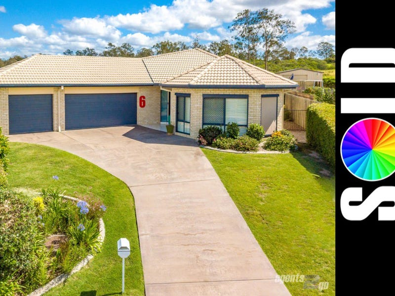 6 Maidment Court, Gympie, Qld 4570